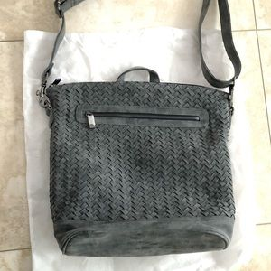 Convertible shoulderbag/backpack Neiman Marcus